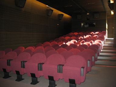 salle de projection Charles Brabant