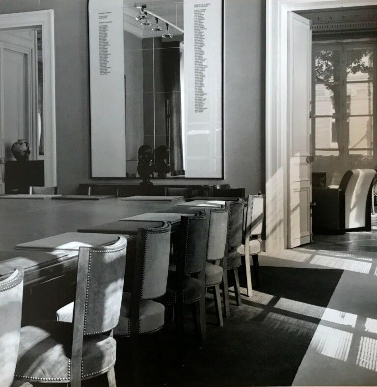 Salle du Conseil Scam 1989
